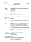 MSDS Safety Data Sheet RIC
