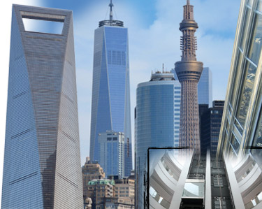 Elevator buffers   Buffer Stops   Industrial energy absorption